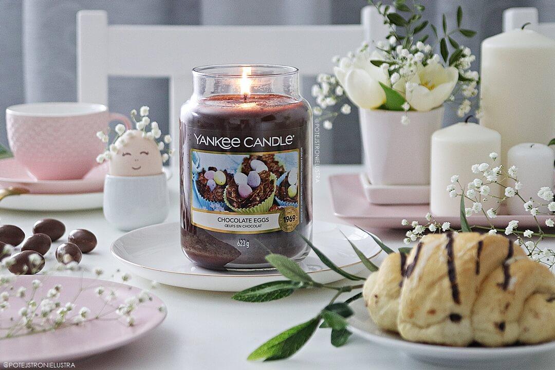 yankee candle chocolate layer cake wielkanoc 2020