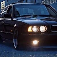 Cara Membuka Kap Mesin BMW E34