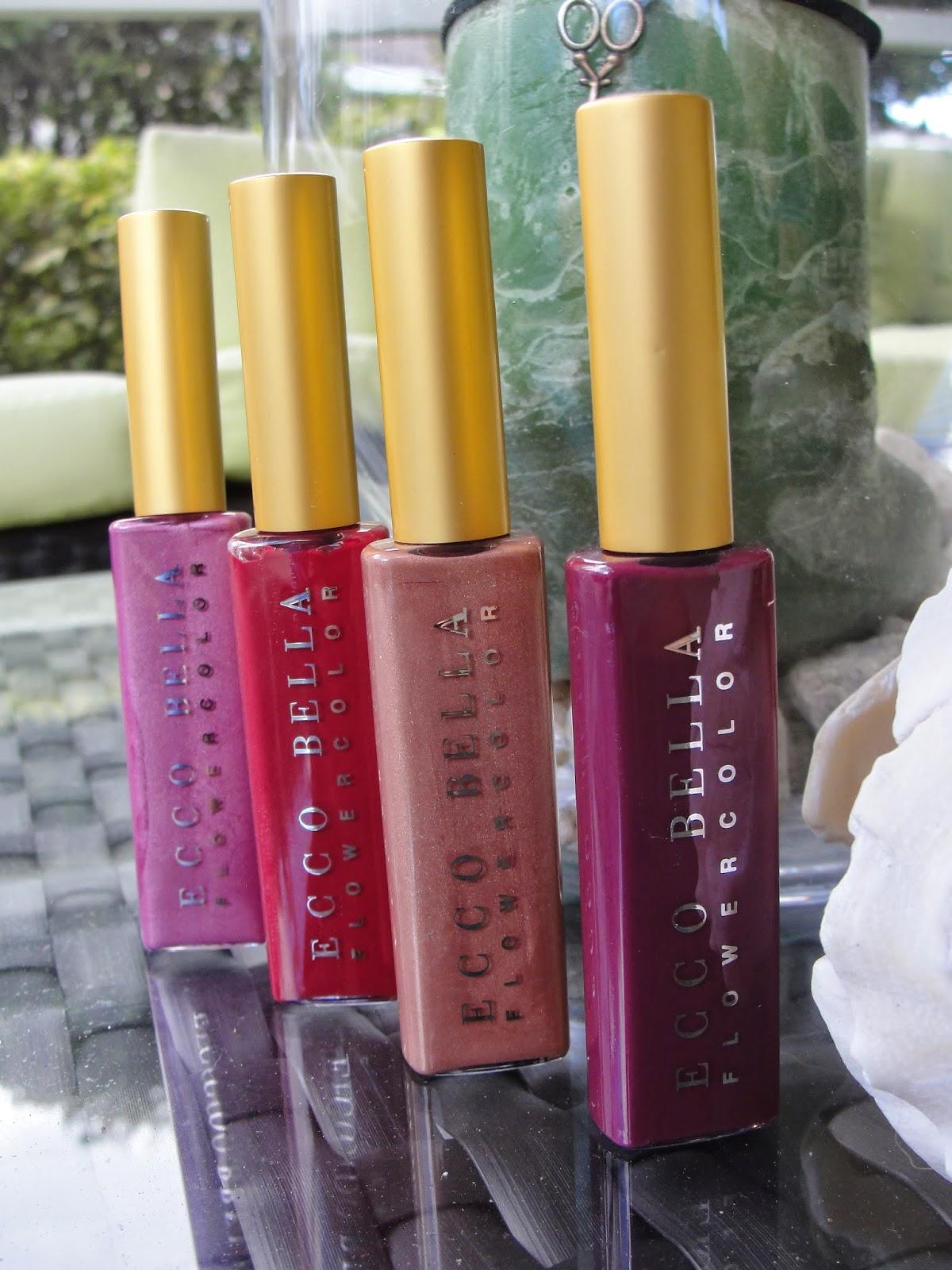 Ecco Bella Lipgloss Review