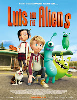 Luis and the Aliens (Luis y los marcianos) pelicula online
