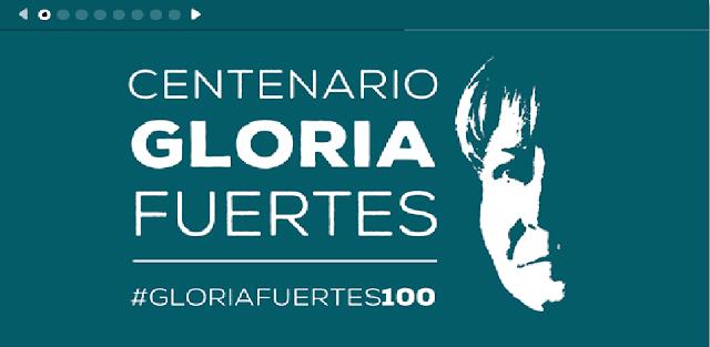 2017, CENTENARIO DE GLORIA FUERTES