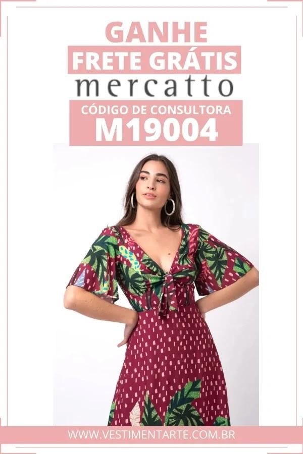 Codigo Consultora Mercatto M19004