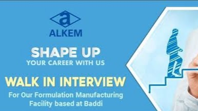 Alkem Laboratories | Walk-in interview for QC at Sikkim on 17 Oct 2019 | Pharma Jobs