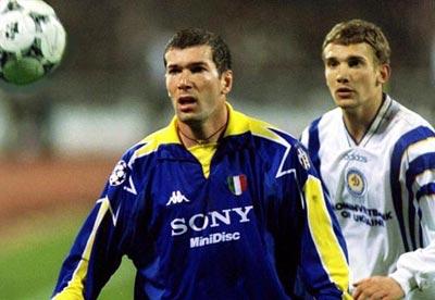 Fritz The Flood Champions League 1997 1998 Dynamo Kyiv Juventus