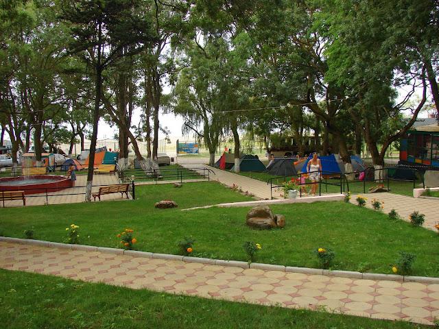 Кемпинг в Криница Краснодарский край