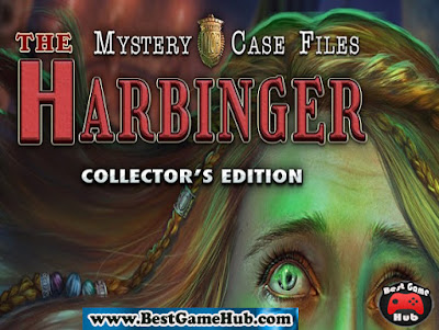 Mystery Case Files 21 The Harbinger CE PC Game Free Download