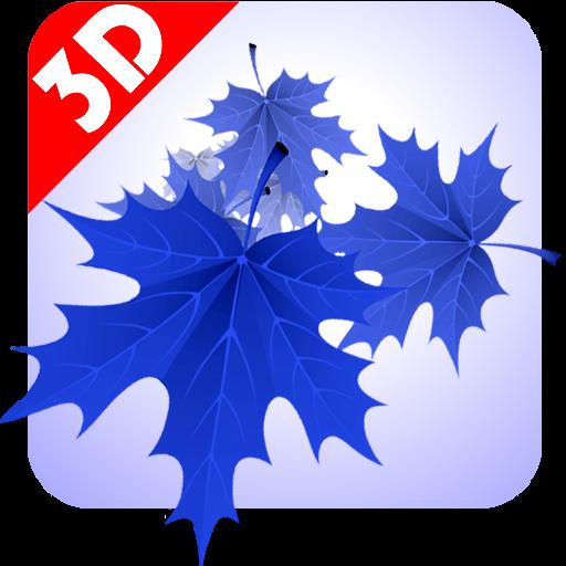 3D Maple Leaves Wallpaper 1.5 APK