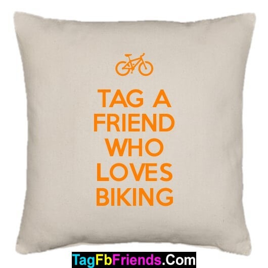 Tag a friend who is a good biker.