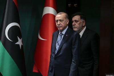 Papel da Turquia na Líbia ameaça interesses de Israel