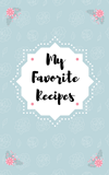 my favorite recipes cookbook