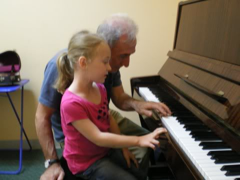 Piano Lessons in Toronto, North York, Thornhill