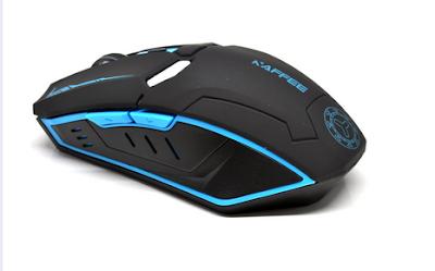 NEFEE Iron Man Wireless Mouse Gaming