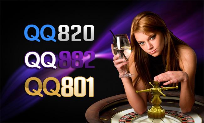 Link Alternatif QQ820 QQ801 QQ882 Resmi