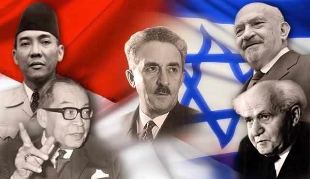 5 Fakta Tersembunyi Hubungan Israel dan Indonesia