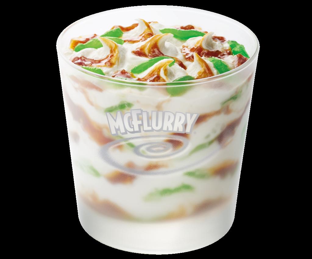 Chendol McFlurry ($3)