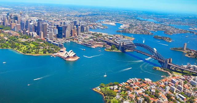 Tempat Wisata yang Wajib Dikunjungi di Australia
