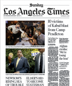 Read Online Los Angeles Times Magazine 29 August 2021 Hear And More Los Angeles Times News And Los Angeles Times Magazine Pdf Download On Website.