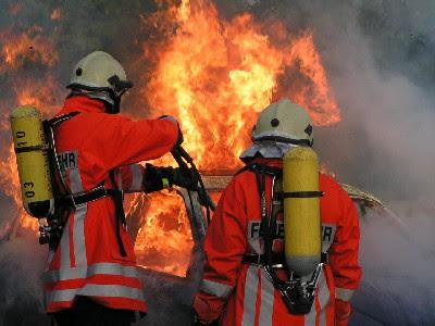 Kebakaran Cengkareng Jumat 18 September 2020