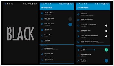 BBM BLACK THEMES FULL FEATURES NEW V.2.13.1.14 APK