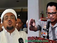 Tolak Desakan FPI untuk Copot Kapolda Jabar dan Metro Jaya, Polri Justru Akan Proses Hukum Habib Rizieq