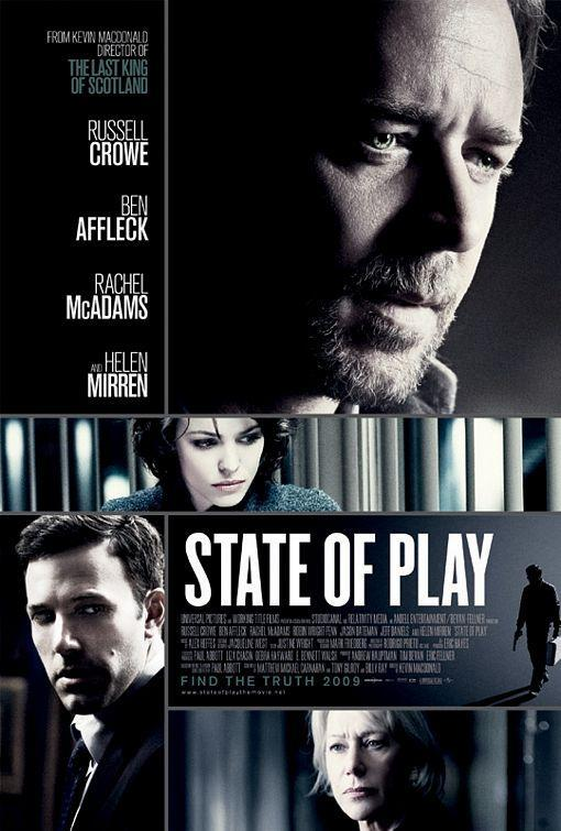Download State of Play (2009) Full Movie in Hindi Dual Audio BluRay 720p [1GB]