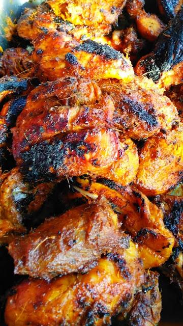 Sarapan pagi  food delivery menu eksotik Kelantan