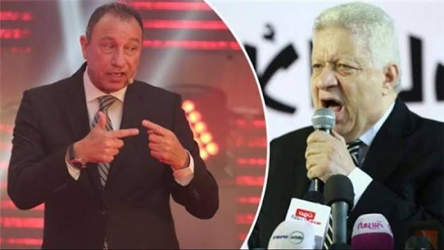عاجل محمود الخطيب رفض التعاقد مع كهربا خوفا من مرتضي منصور