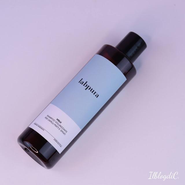 Shampoo Volu Labpura