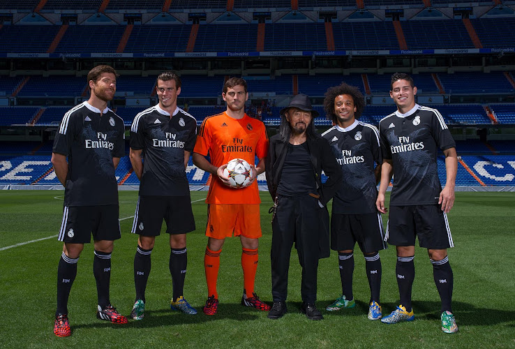 carro primavera Tesoro  Bale, Benzema, Marcelo and James Rodríguez to debut F50 Adizero Yamamoto  Boots in Champions League this Wednesday - Footy Headlines