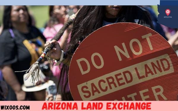 Arizona land exchange