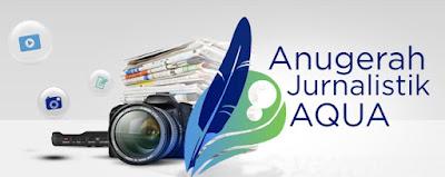 Aqua - Anugrah Jurnalistik