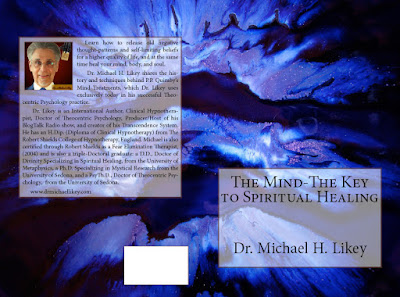 """The Mind-The Key to Spiritual Healing"" Now Available on Kindle!"