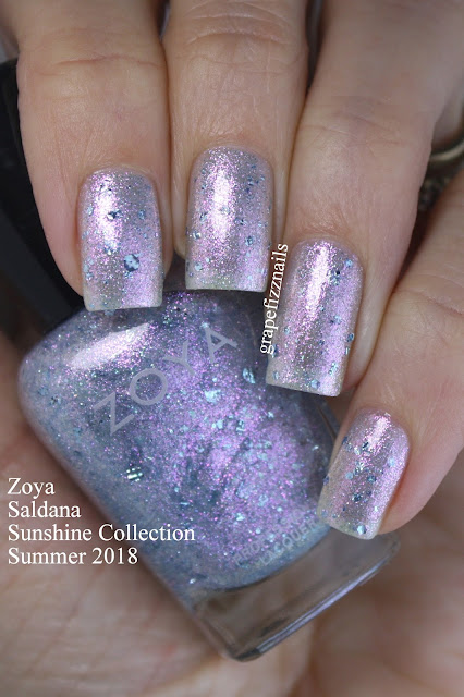 Zoya Saldana Sunshine Collection
