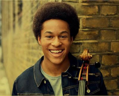 SouthbankCentre.co.uk: Sheku Kanneh-Mason Plays Elgar 5 October 7:30pm