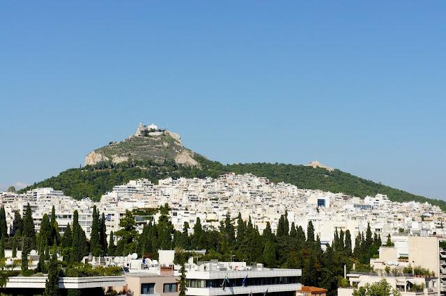 جبل ليكابيتوس
