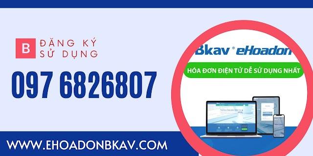 Hóa đơn điện tử Bkav tại Bà Rịa Vũng Tàu