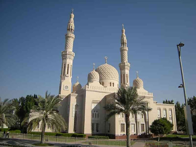 مساجد دبي