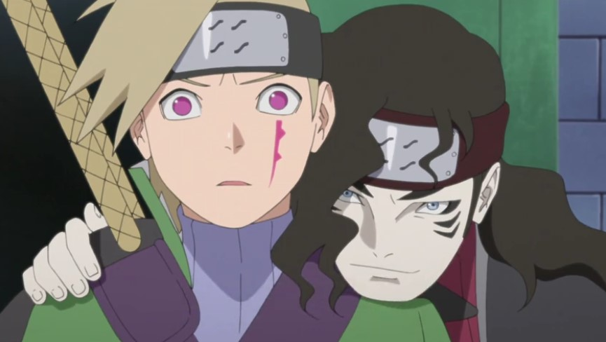 Boruto Naruto Next Generations – Episódio 29