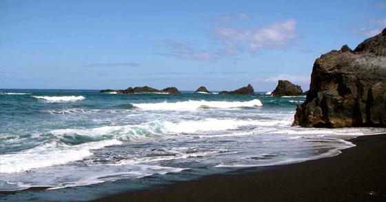 Playas de La Palma, Isla Bonita, Santa Cruz de Tenerife