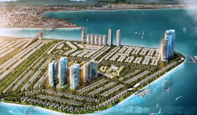 Phối cảnh dự án Kimg Long Ocean Đà Nẵng