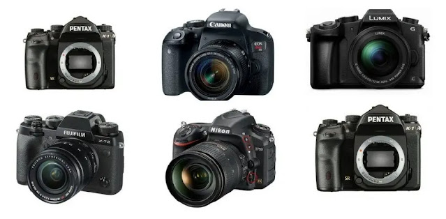 Discover the 10 best cameras you can buy today