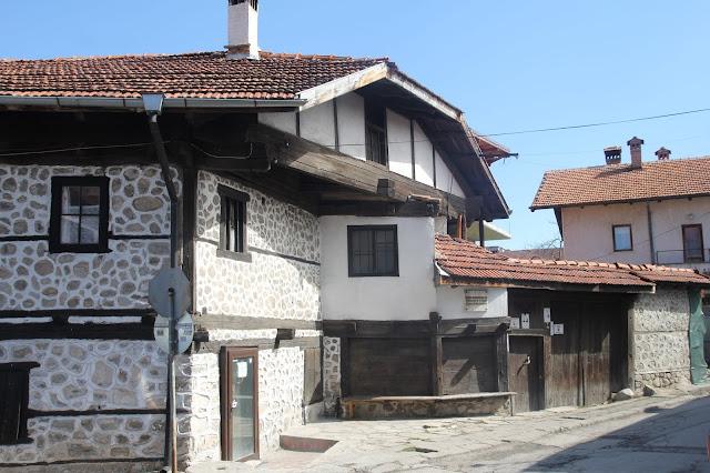Снимки на град Банско