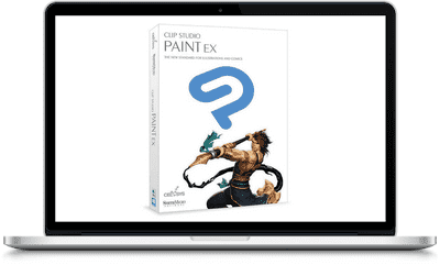 Clip Studio Paint EX 1.9.4 Full Version