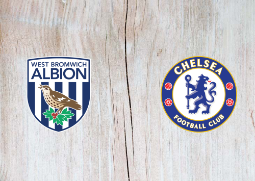 West Bromwich Albion vs Chelsea -Highlights 26 September 2020