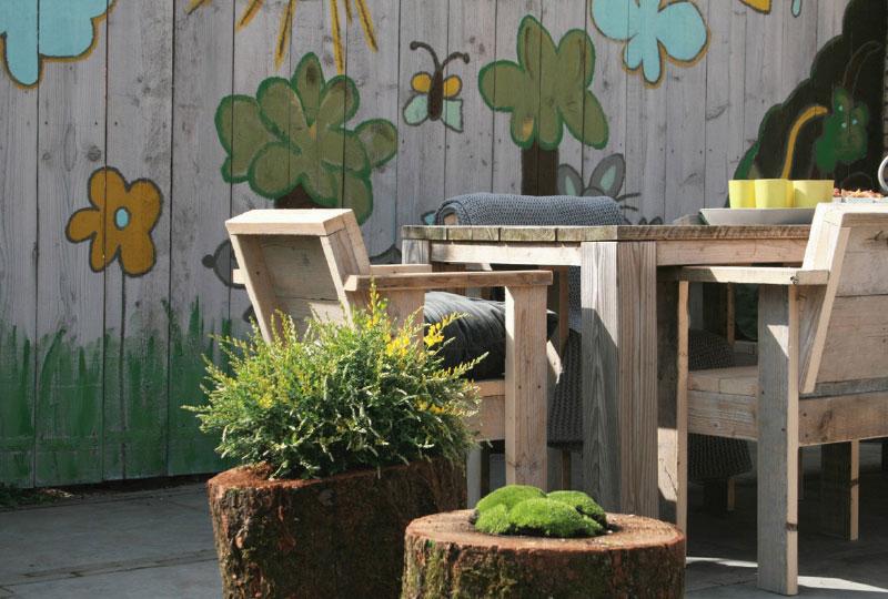 Idee e ispirazioni per progettare il giardino perfetto per i bambini