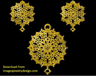 Jewellery 3d rendering pendant designs
