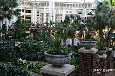 Garden inside Opryland Resort and Convention Center Nashville, Tennessee