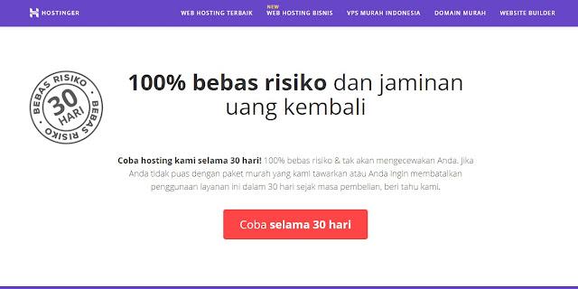 fitur Hostinger Indonesia