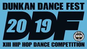 Hip Hop Dance Competition DUNKAN Dance Fest 2019