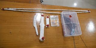 पेैट्रोल पंप में डकैती की योजना बनाते 5 शातिर बदमाश पकड़े गये